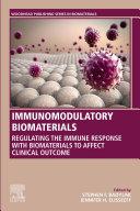 Immunomodulatory Biomaterials
