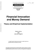 Financial Innovation and Money Demand