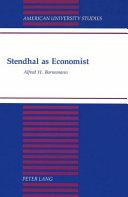 Pdf Stendhal as Economist