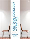 Cultural Sociology of Divorce ebook