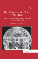 """""""The Artist and the State, 1777?855 """""""