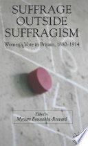 Suffrage Outside Suffragism