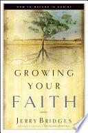 Growing Your Faith Book