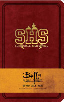 Buffy the Vampire Slayer Sunnydale High Hardcover Ruled Journal
