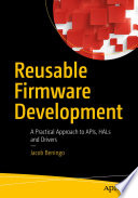 Reusable Firmware Development Book PDF