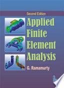 Applied Finite Element Analysis