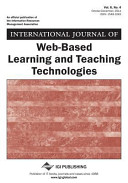 International Journal of Web Based Learning and Teaching Technologies  Vol 6 ISS 4