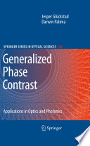 Generalized Phase Contrast: