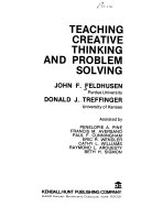 Teaching Creative Thinking and Problem Solving