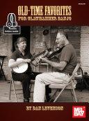 Old-Time Favorites for Clawhammer Banjo Pdf/ePub eBook