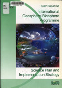 International Geosphere Biosphere Programme