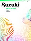 Suzuki Guitar School   Volume 8