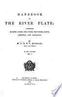 Handbook of the River Plate