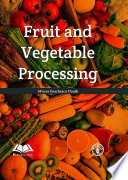Fruit and Vegetable Processing Book