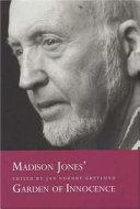 Pdf Madison Jones' Garden of Innocence