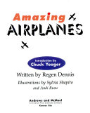 Amazing Airplanes Book and Kit