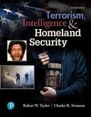 Terrorism  Intelligence and Homeland Security
