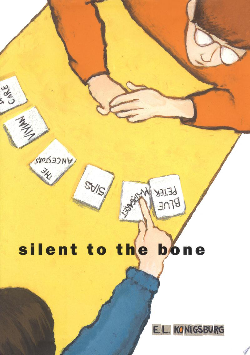 Silent to the Bone banner backdrop