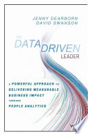 The Data Driven Leader Book