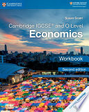 Books - New Cambridge Igcse� And O Level Economics Workbook | ISBN 9781108440400