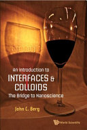 An Introduction to Interfaces   Colloids