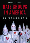 link to Hate groups and extremist organizations in America : an encyclopedia in the TCC library catalog