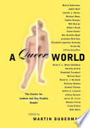 Queer Representations  : Reading Lives, Reading Cultures (A Center for Lesbian and Gay Studies Book)