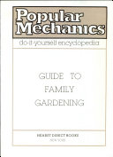 Guide To Family Gardening Book PDF