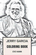 Jerry Garcia Coloring Book