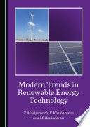 Modern Trends in Renewable Energy Technology