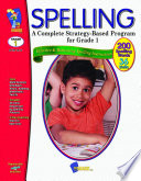 Spelling Gr  1 A Complete Strategy Based Program