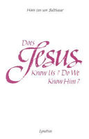 Does Jesus Know Us--do We Know Him?