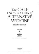 The Gale Encyclopedia of Alternative Medicine  S Z