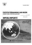 Impor  statistik perdagangan luar negeri Indonesia