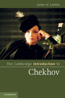The Cambridge Introduction to Chekhov