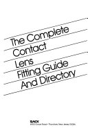 The Complete Contact Lens Fitting Guide and Directory