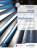 Books - Cam Inter As & A Level Mathematics Mechanics | ISBN 9781510421745