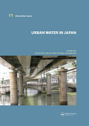 Urban Water in Japan