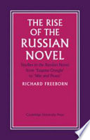 The Rise of the Russian Novel