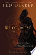 Blink of an Eye Book