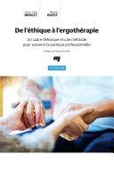 Pdf De l'éthique à l'ergothérapie, 3e édition Telecharger