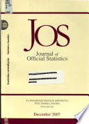 Journal of Official Statistics