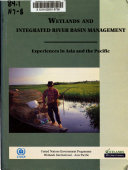 Wetlands and Integrated River Basin Management