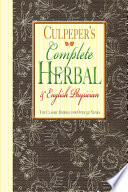 """""""Culpeper's Complete Herbal & English Physician"""" by Nicholas Culpeper"""
