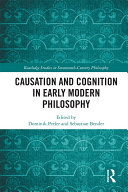 Causation and Cognition in Early Modern Philosophy Pdf/ePub eBook