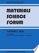 Thermec 2006 Book PDF