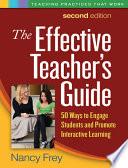 The Effective Teacher S Guide Book PDF