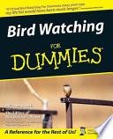 Bird Watching For Dummies