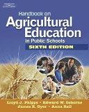 Handbook on Agricultural Education in Public Schools
