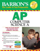 Barron's AP Computer Science A with CD-ROM